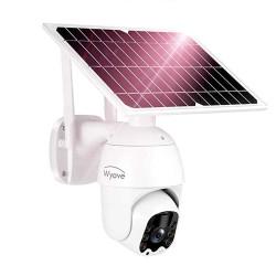 Camara PTZ Solar 1080p