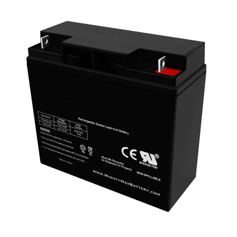 Bateria 12V 18A