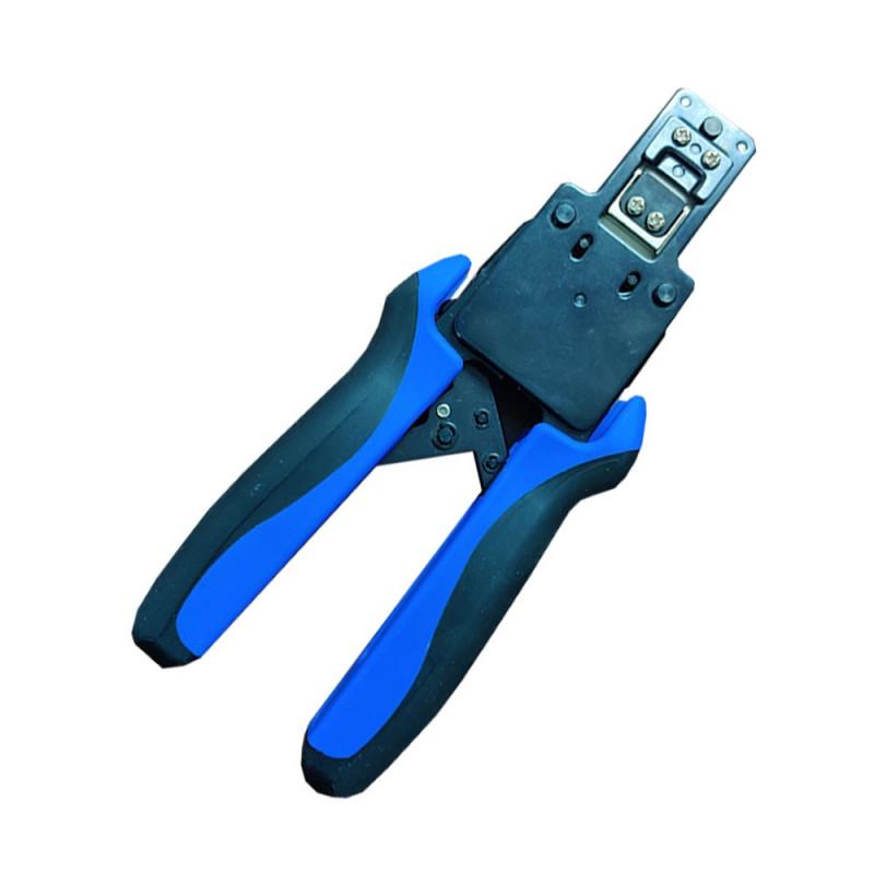 Crimpeadora con Corte RJ45 / RJ11 Lanpro