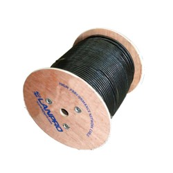 Cable Utp Outdoor con Gel 100% cobre 305 mts