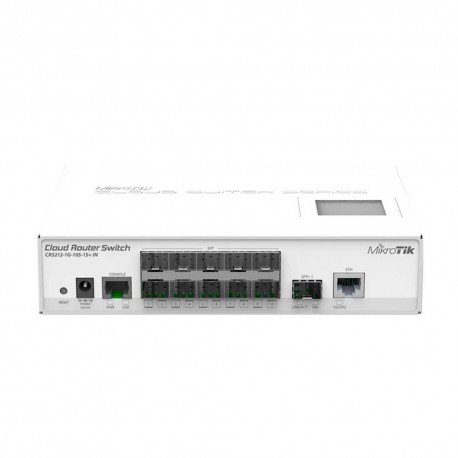 Router Switch CRS212-1G-10S-1S+IN