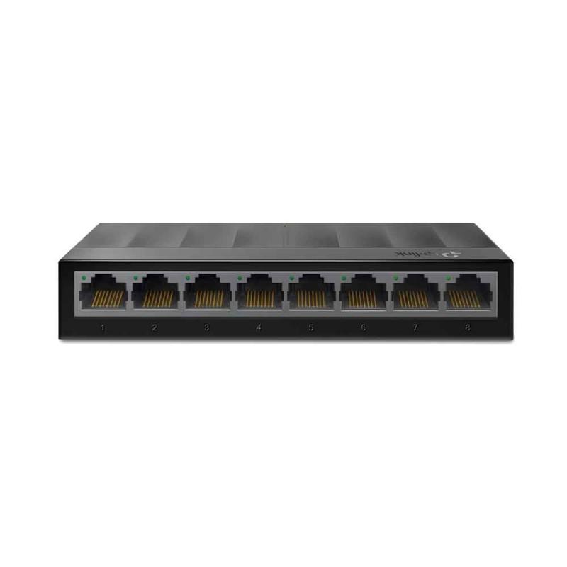 Switch Gigabit 8 Puertos TL-SG1008D