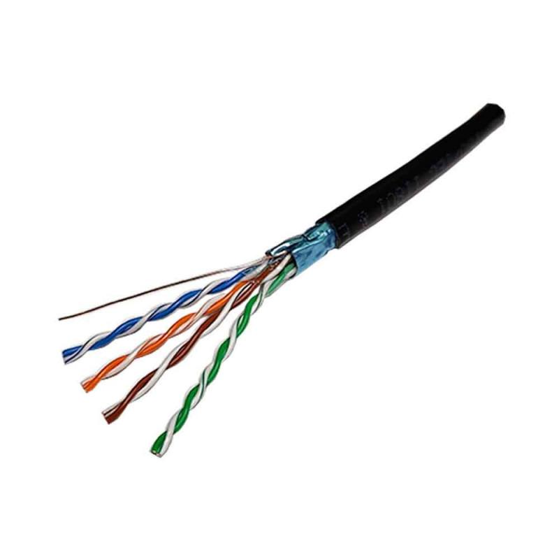 Cable Ftp Outdoor Cat5e 100% cobre 305mts