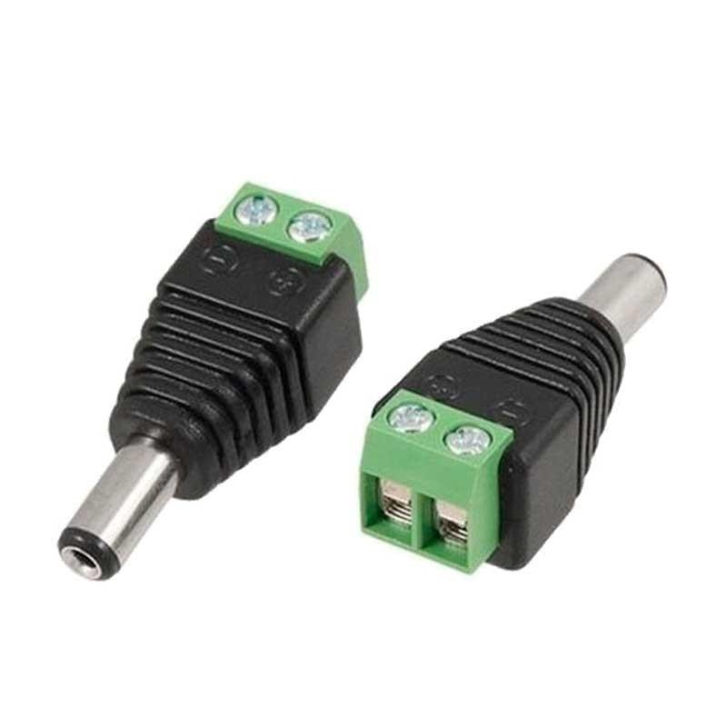 Conector Plug 12V Macho
