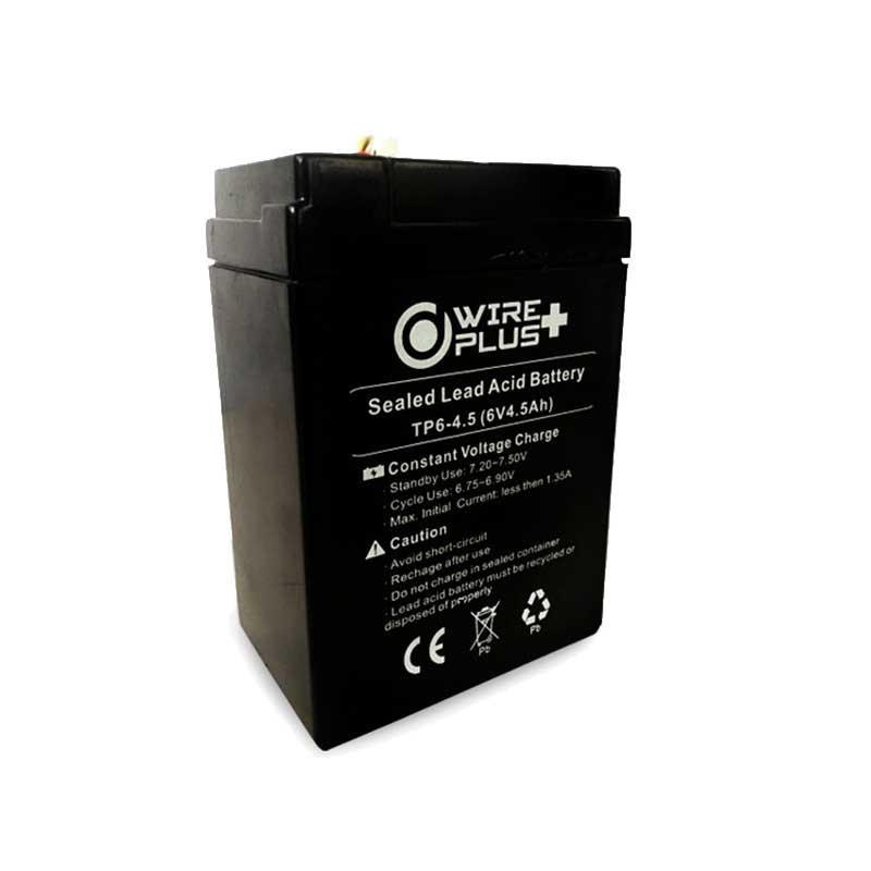 Bateria 6V 4.5A