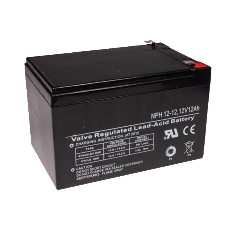 Bateria 12V 12A