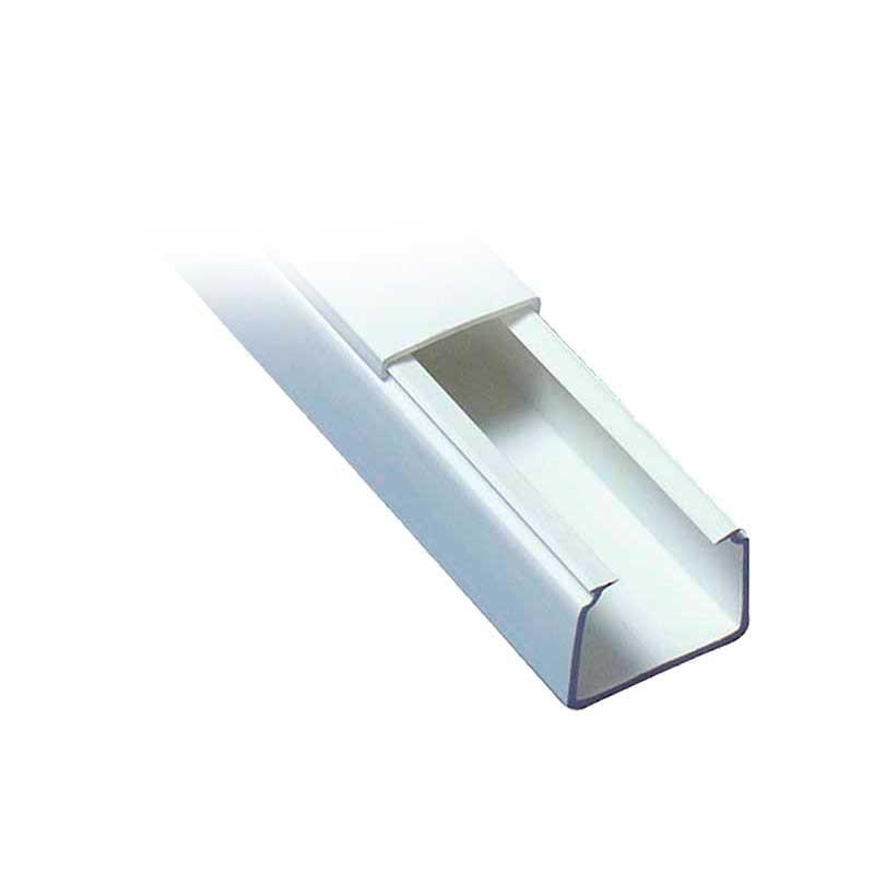 Canaleta PVC 10 x 10mm