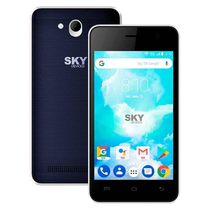 Telefono Sky A4 Platinum