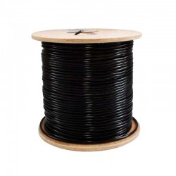 Cable Utp Intemperie Apantallado Cat6 100% Cobre