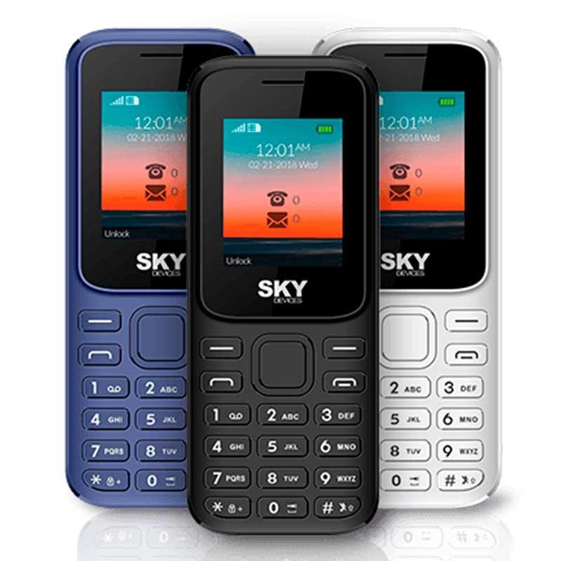 Telefono Sky F2 Prime