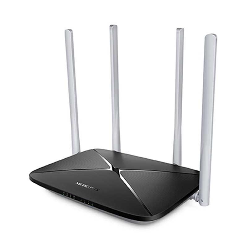Router Mercusys 4 Antenas AC12
