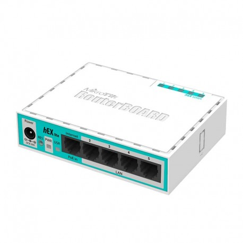 Router Mikrotik Hex Lite