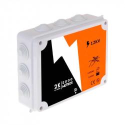 Energizador para Cerco Electrico Wireplus 4000