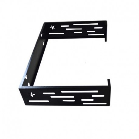 Rack de Pared Abierto 2U