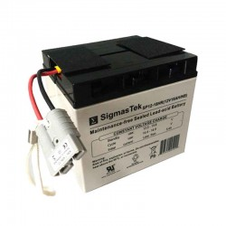 Bateria RBC55 Sigmas Tek