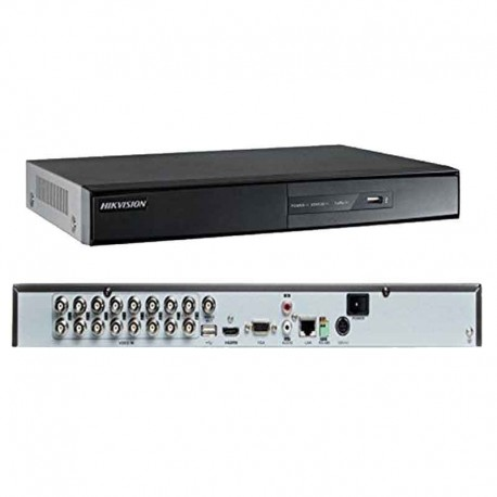 DVR Hikvision 16 Canales