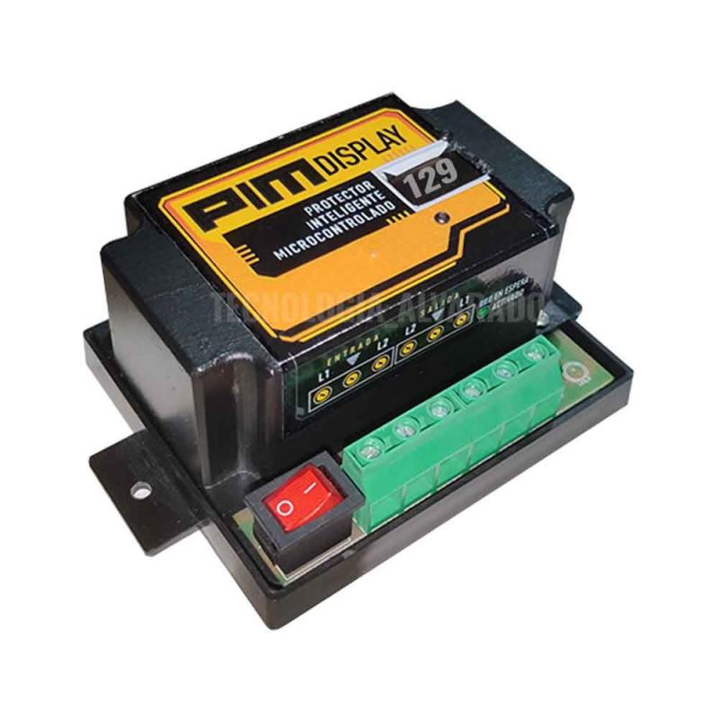 Protector de Voltaje 110V