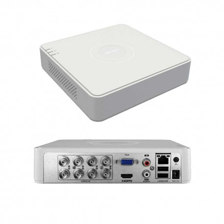 DVR Hikvision 8 Canales