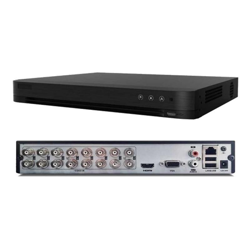 DVR Hikvision 8ch DS-7108HQHI-K1