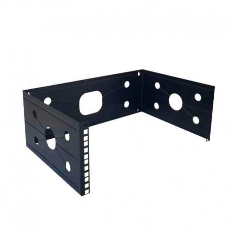 Rack de Pared Abierto 6U