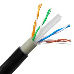 Cable Utp Cat6 100% cobre x Mt Lanpro